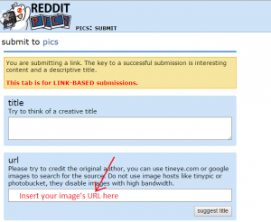 How to Post a Picture on Reddit - Reddit Secrets