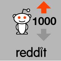 1000 reddit upvotes - Premium Plan 3
