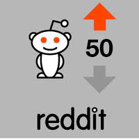 50 reddit upvotes 1 - Basic Plan